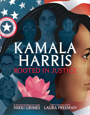 Kamala Harris Rooted in Justice