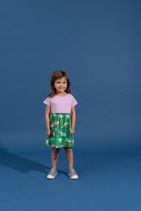 Isla Dress - Paleontology