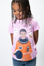 Load image into Gallery viewer, Mae Jemison Short Sleeve Trailblazer Tee