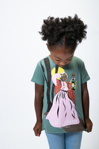 Harriet Tubman Short Sleeve Trailblazer Tee