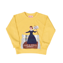 Load image into Gallery viewer, Susan B. Anthony Trailblazer Sweatshirt