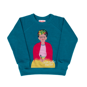 Frida Kahlo Trailblazer Sweatshirt