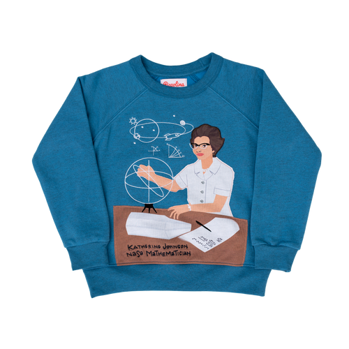Katherine Johnson Trailblazer Sweatshirt