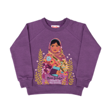 Load image into Gallery viewer, Malala Yousafzai Trailblazer Sweatshirt