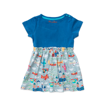 Load image into Gallery viewer, Isla Dress - Aviation