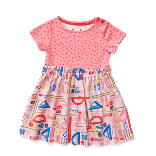 Isla Dress - Geometry