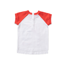 Load image into Gallery viewer, Raglan Tee - Geometry