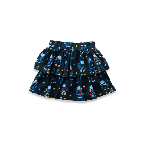 Ruffle Skirt - Space