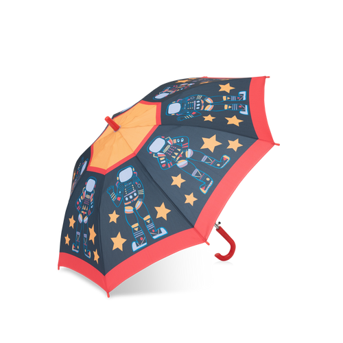 Printed Umbrella - Space Exploration