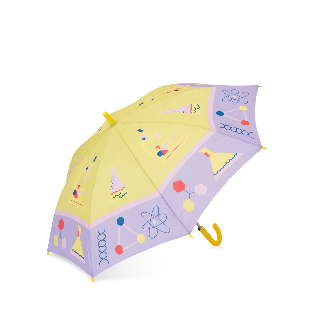 Printed Umbrella - Chemistry
