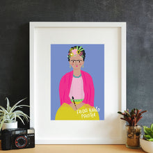Load image into Gallery viewer, Frida Kahlo Wall Art
