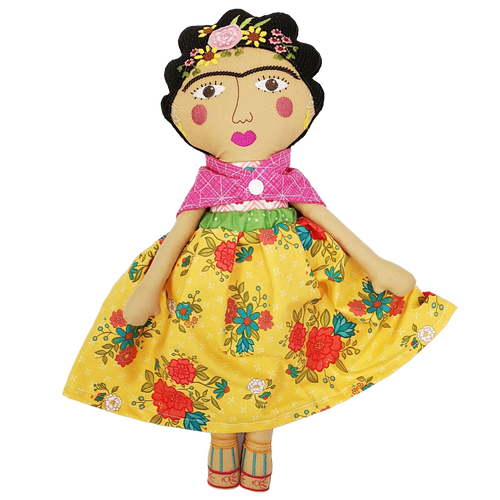 Collector's Edition Frida Kahlo Trailblazer Doll