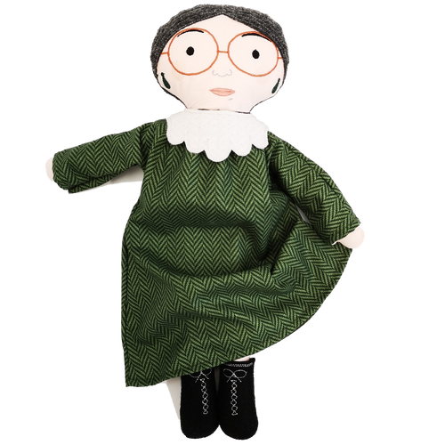 Collector's Edition Ruth Bader Ginsburg Trailblazer Doll
