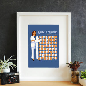 Kamala Harris Wall Art