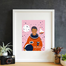 Load image into Gallery viewer, Mae Jemison Wall Art