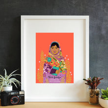 Load image into Gallery viewer, Malala Yousafzai Wall Art