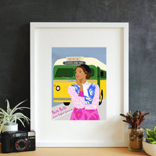 Load image into Gallery viewer, Rosa Parks Wall Art