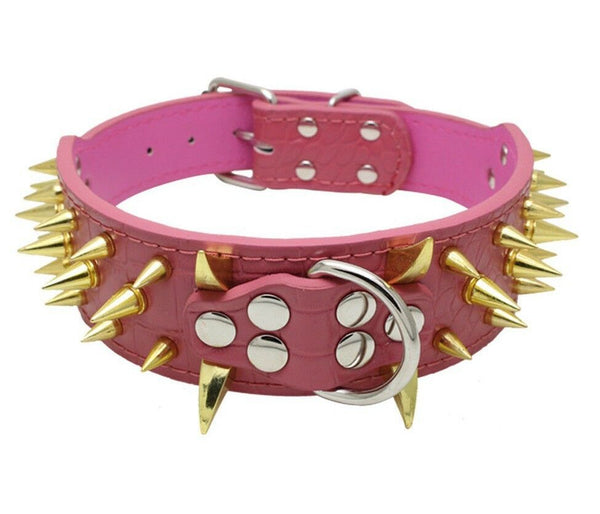 pink-gold-spikes