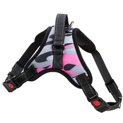 2-PACK Dog Pet Vest Harness Strap Adjustable Nylon Small Medium Large XL No Pull