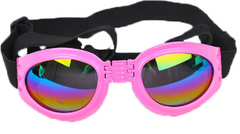 Dog Goggles Sunglasses, USA Seller, 6 Colors! Eye Protection, Adjustable, Padded