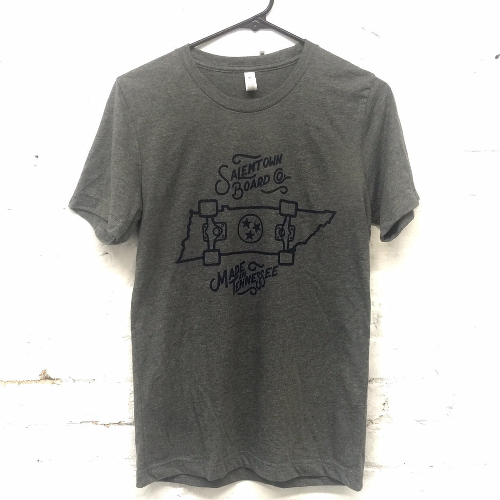 Skate Tennessee T-Shirt (Heather Grey)