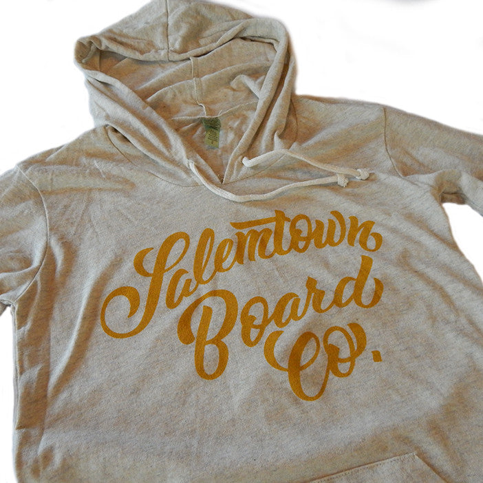 Ladies Lightweight Whiskey Hoodie