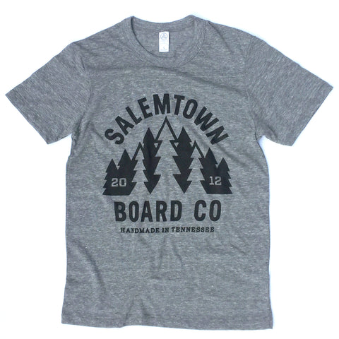 SBCo. Badge T (White or Dark Heather)
