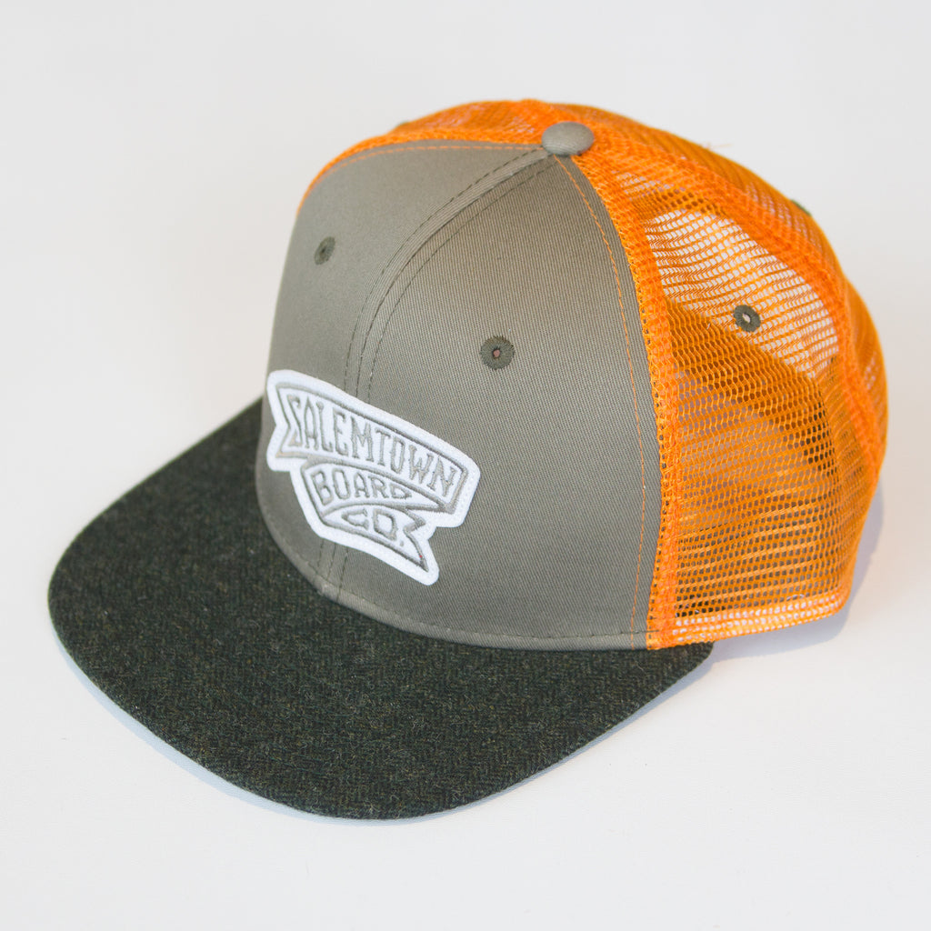 Hunter Orange Banner Hat