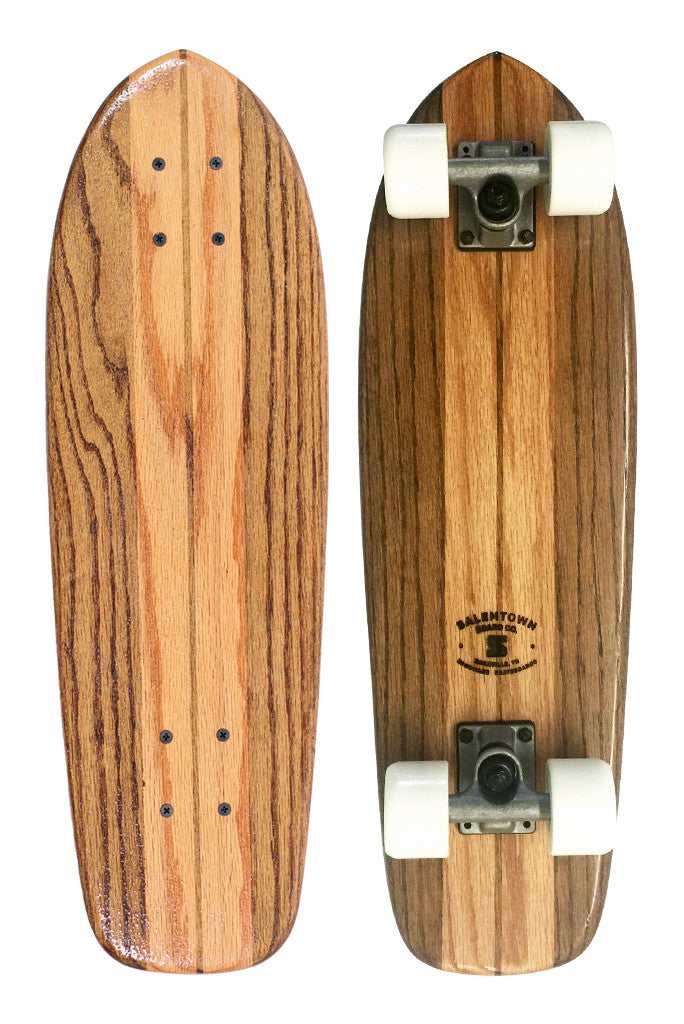 The Upright (Oak Cruiser)