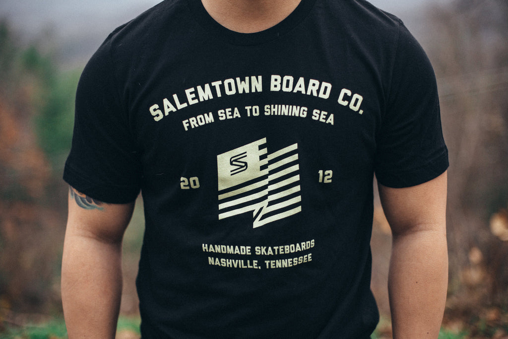Sea To Shining Sea T-Shirt