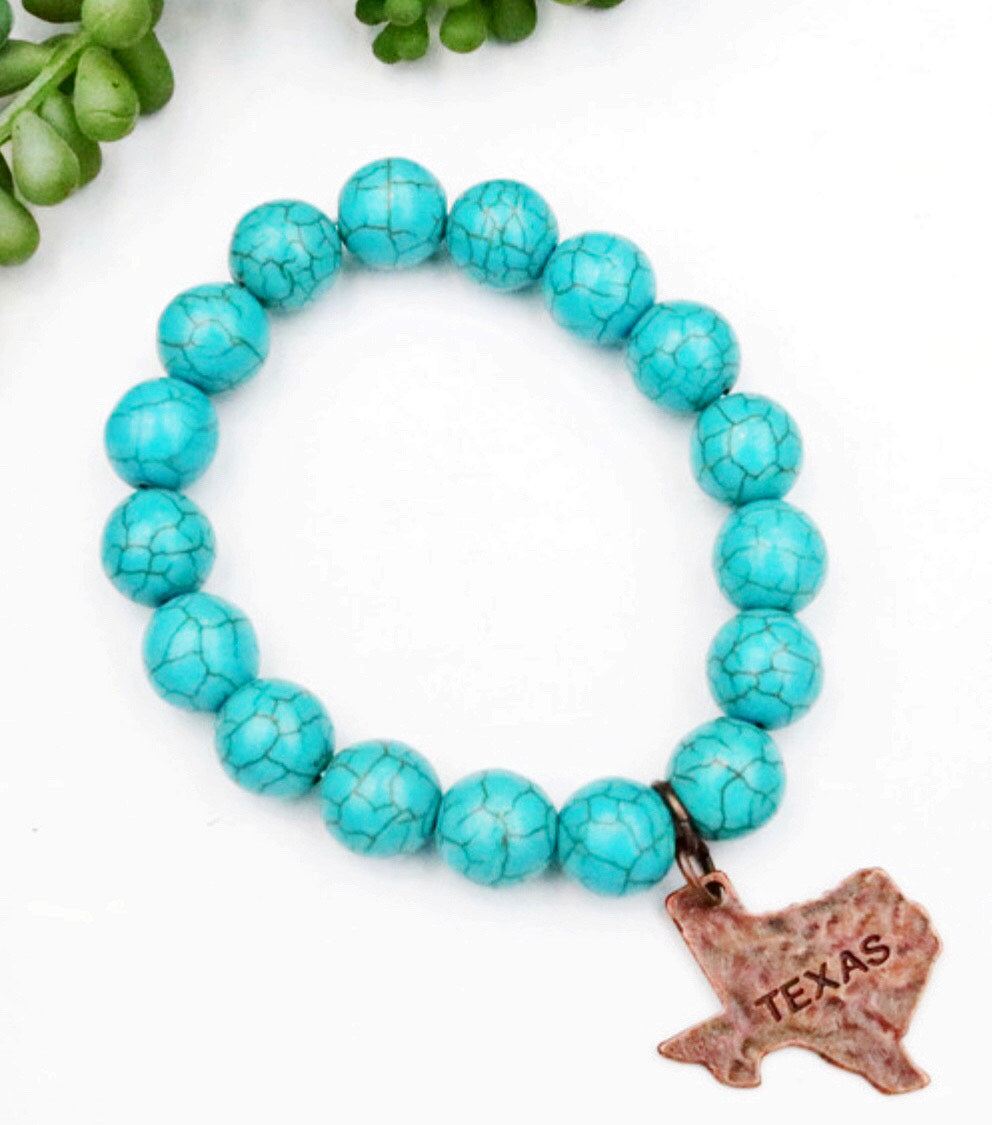 Texan Turquoise Bracelet by West & Co.
