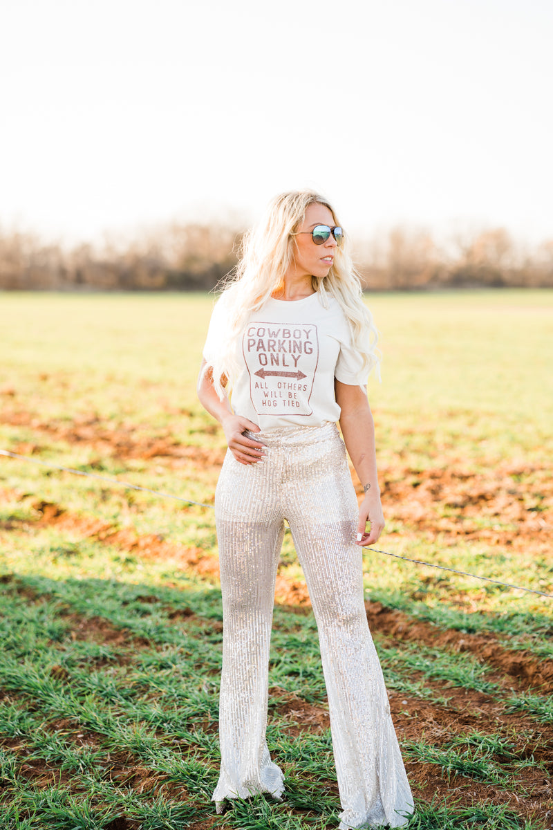 Sequin Super Flares