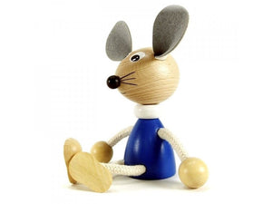 Wooden figure - Mouse