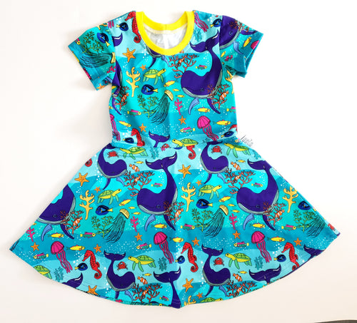 Under the sea dress