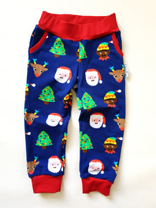 Christmas friends pocket joggers