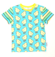 Load image into Gallery viewer, Spring T-shirt - little chick