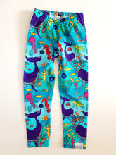 Load image into Gallery viewer, Under the sea leggings