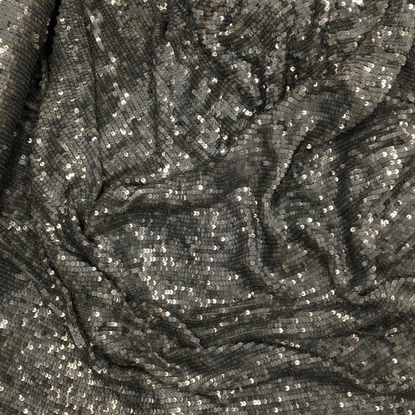 Sequin Georgette (K23019 2/Antique)