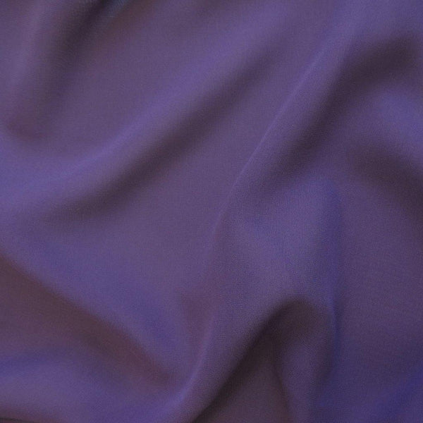 Georgette Purple