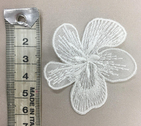 Flower Small ivory