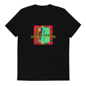 3D Neon Graphic T-Shirt