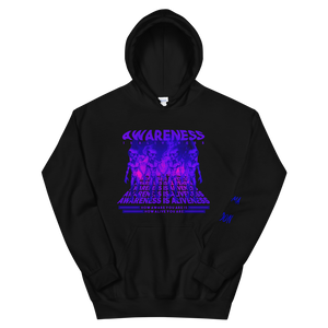 Awareness is Aliveness Hoodie