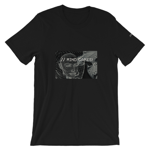 BW Mind Games T-Shirt