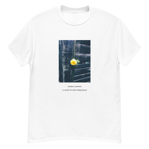LIGHT IN THE DARKNESS T-SHIRT