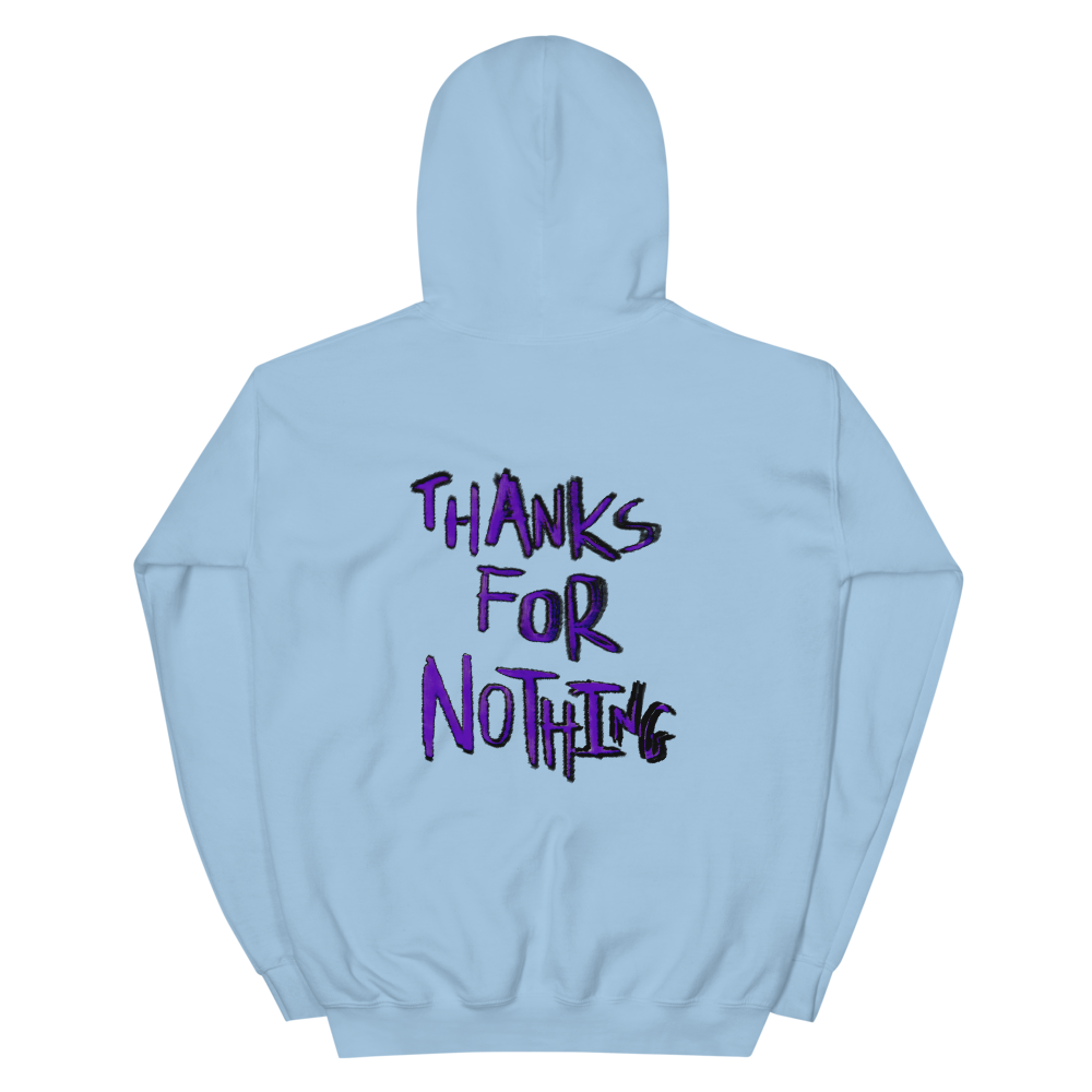 Thanks for Nothing Hoodie