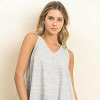 Light Grey Swing Tank
