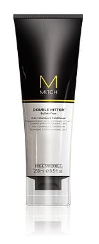John Paul Mitchell Systems Double Hitter 2-in-1 Shampoo & Conditioner