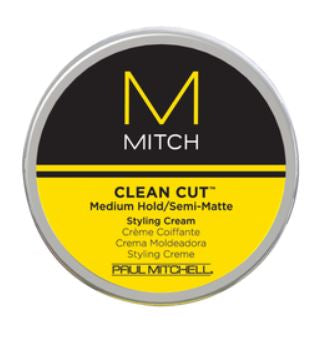 John Paul Mitchell Systems Mitch - Clean Cut Medium Hold Styling Cream