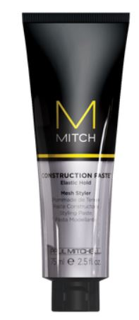 John Paul Mitchell Systems - Mitch - Construction Paste Mesh Styler