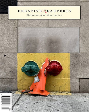 Creative Quarterly Issue 56